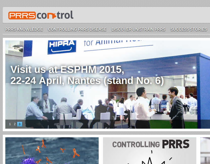 prrs control